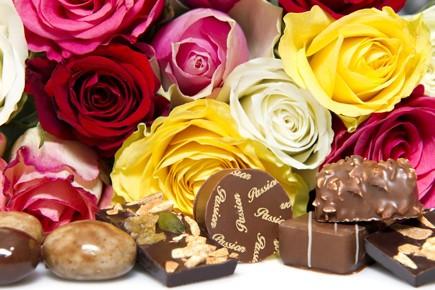 offrir fleurs et chocolats livraison chocolat avec d 39 lys. Black Bedroom Furniture Sets. Home Design Ideas