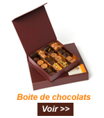 livraison boite chocolat