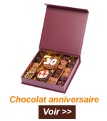 livraison chocolat anniversaire