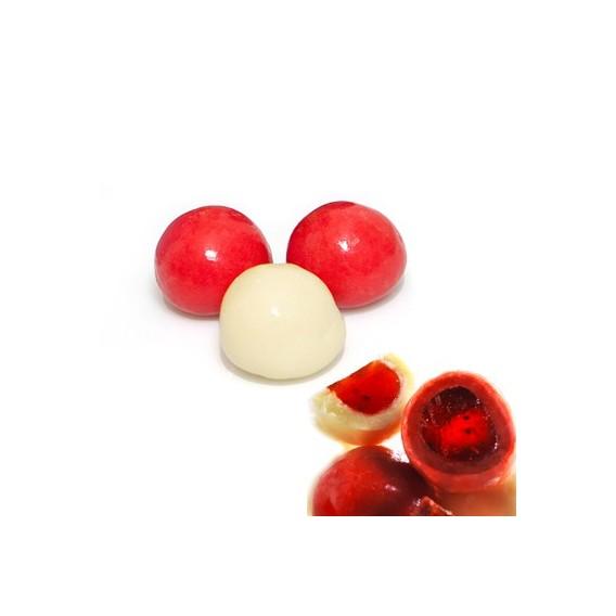 vrac chocolat Coeur de fraise