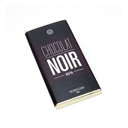 Tablette chocolat noir 65%