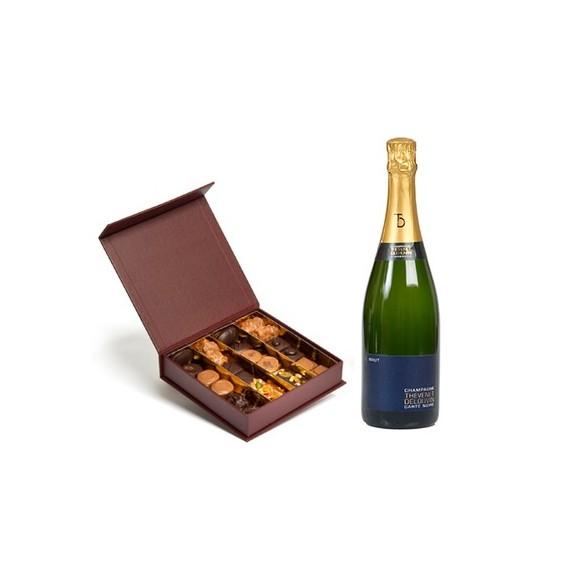 livraison chocolats champagne aujourd'hui