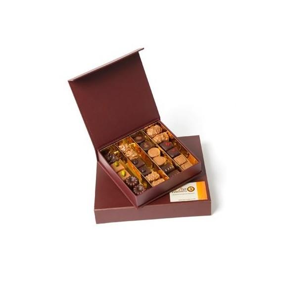 Boite de chocolats 250G, 375G ou 500G