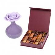 Chocolats et diffuseur de parfum