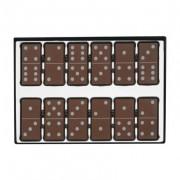 Domino en chocolat