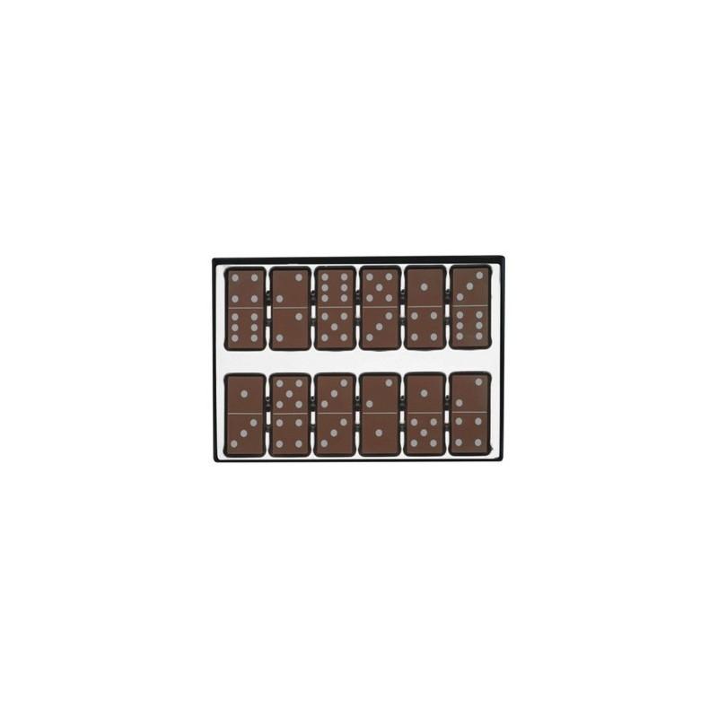 dominos en chocolat chocolat original d 39 lys couleurs. Black Bedroom Furniture Sets. Home Design Ideas