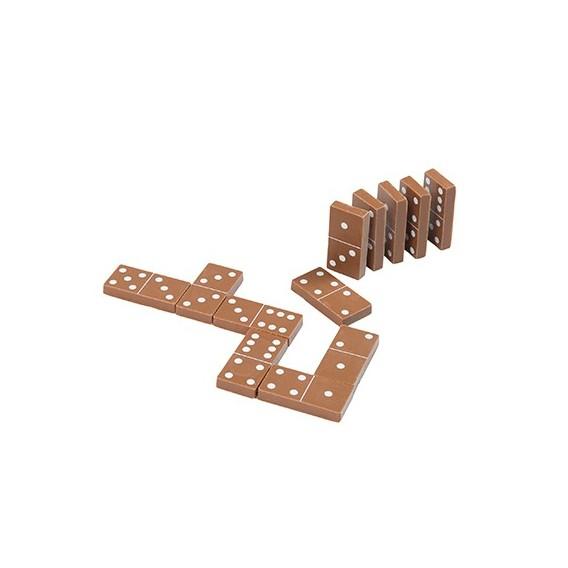 Dominos en chocolat