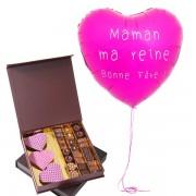 Ballon Fleurs et Chocolats
