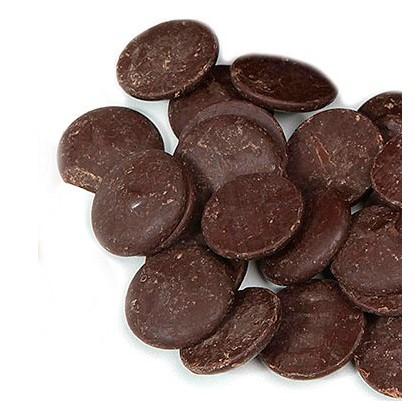 Pastilles de chocolat noir (70% de cacao)