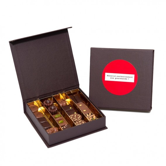 chocolat Réservé exclusivement aux gourmands !