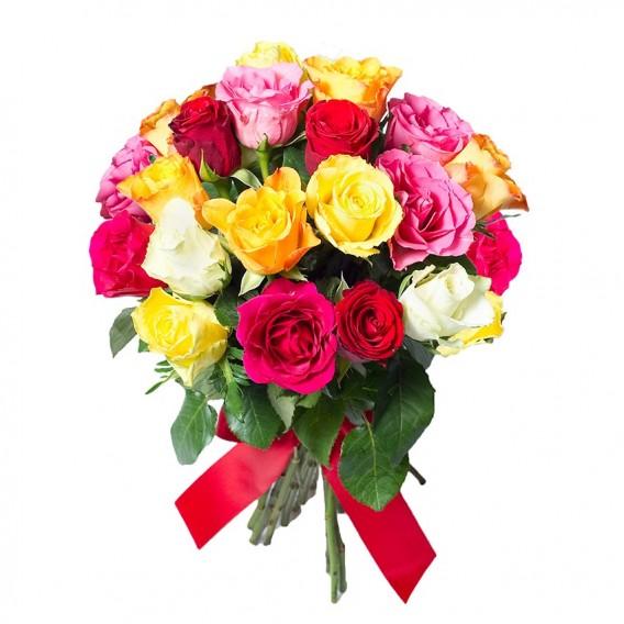 bouquet de roses livraison fleurs et cadeaux d 39 lys couleurs. Black Bedroom Furniture Sets. Home Design Ideas