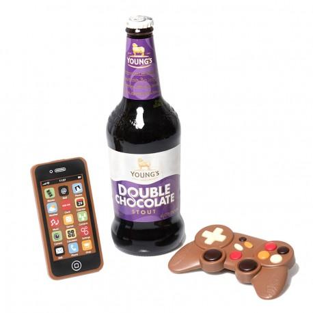 Chocophone, Manette et Bière LIVRAISON JOUR J