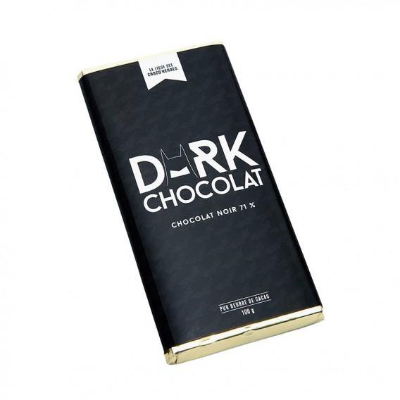 """Tablette """"Dark chocolat"""""""