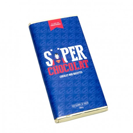 "Tablette ""Super chocolat"""