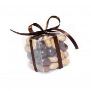Amandes aux 3 chocolats