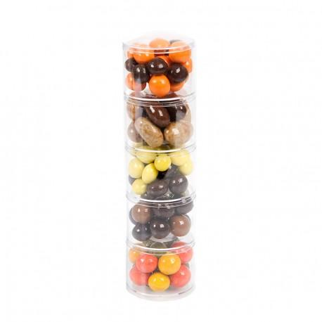 Offrir des chocolats et confiseries