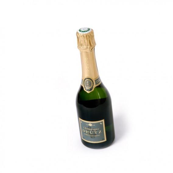Bouteille de champagne 37.5 cl