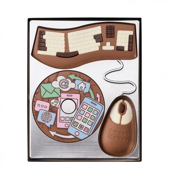 cadeau chocolat original