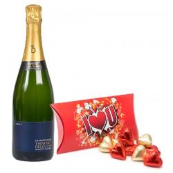 livraison cadeau saint valentin