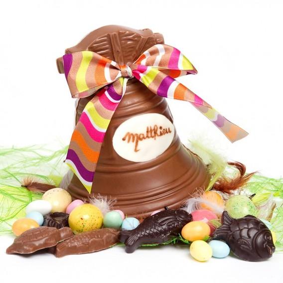 Cloche de Pâques personnalisée