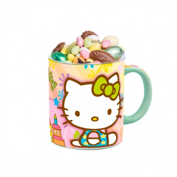 Chocolat de Pâques Hello Kitty