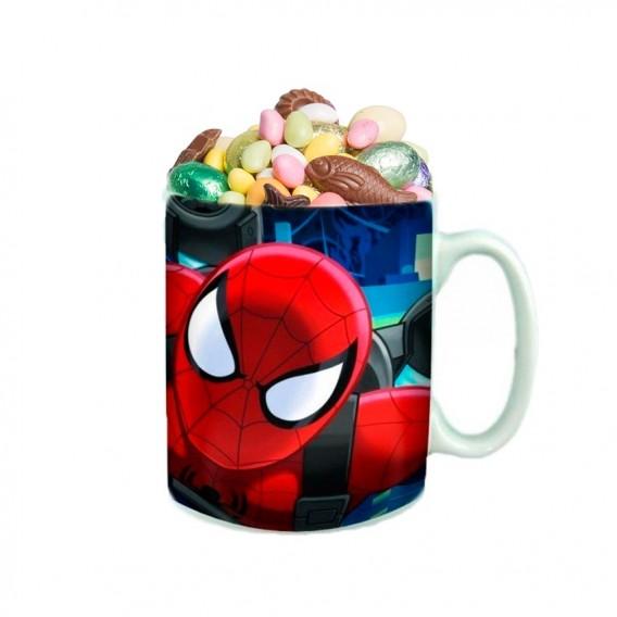Chocolat de Pâques Spiderman