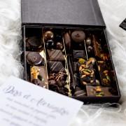 La boite de chocolats de Doris