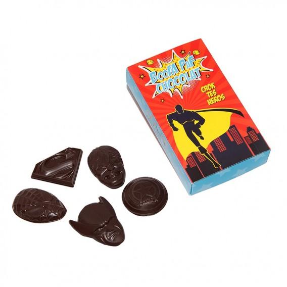 Chocolats Super Héros