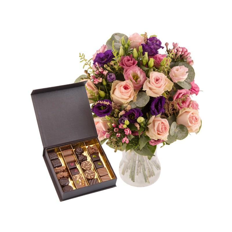 livraison fleurs et chocolat cadeau fleurs et chocolat d 39 lys couleurs. Black Bedroom Furniture Sets. Home Design Ideas