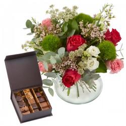 Tendresse Fleurs et chocolats