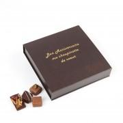 Olivier et chocolat personnalisé