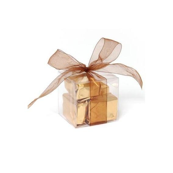 Boite de marrons glacés (4 pièces)