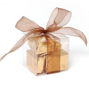 Boite de marrons glacés à offrir pour un cadeau gourmand