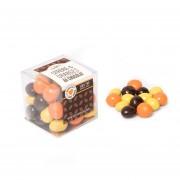 Citrons et oranges confits enrobés de chocolats