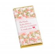 """Tablette chocolat """"Bonne Fête Mamie"""""""