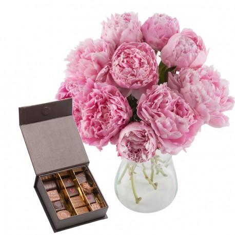 envoi fleur chocolat
