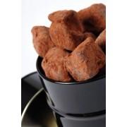 Des truffes natures pour un cadeau gourmand à offrir à Noël
