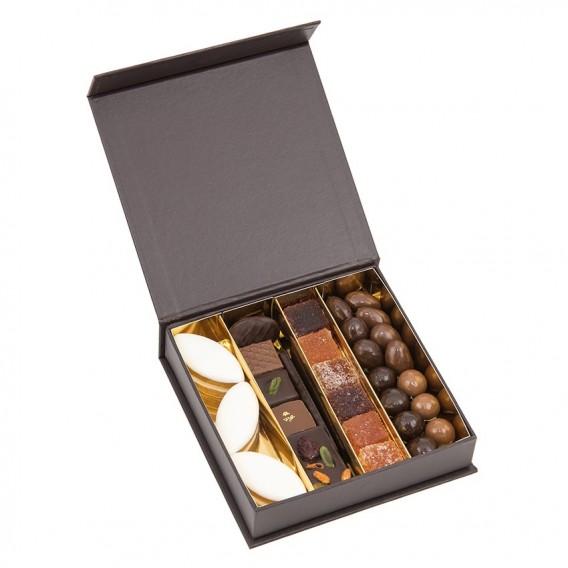 Boite de chocolats et confiseries 250G