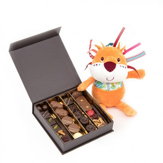 livraison cadeau chocolat naissance