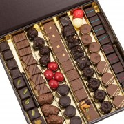 Boite de 75 chocolats Tentation