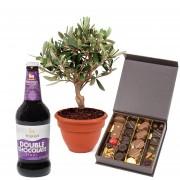 Chocolats, Olivier et Bière