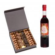 Vin de Noël et Chocolats