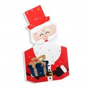 Calendrier de l'avent Père Noël