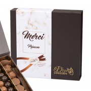 Merci en chocolats