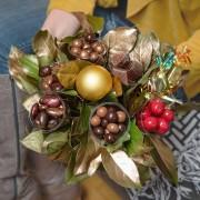 bouquet de chocolats de Noël