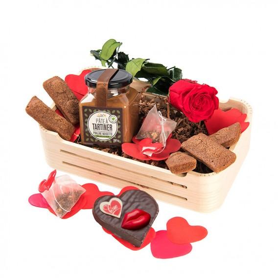 Petit Déj' Saint-Valentin