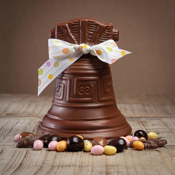 Cloche de Pâques Lait