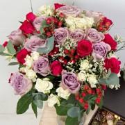 livraison fleurs chocolats