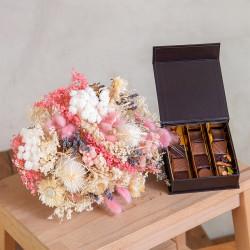 envoi fleurs chocolat