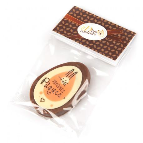 Mini tablette chocolat (Lait)